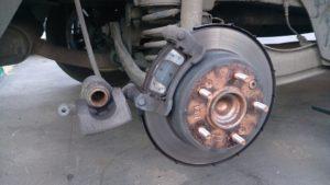 Обслуживание тормозной системы Hyundai ix35