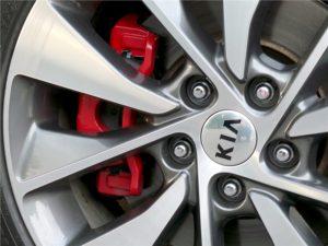 Обслуживание тормозной системы Киа Оптима
