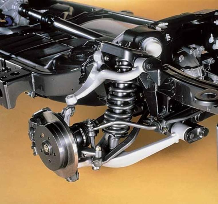 Ремонт ходовой части Hyundai и Kia