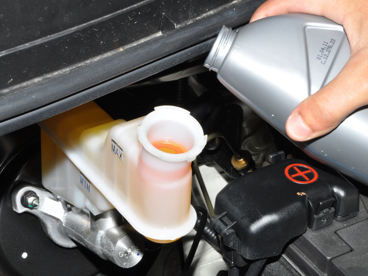 Ремонт тормозной системы Hyundai и Kia