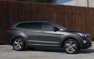 Ремонт и обслуживание Hyundai Santa Fe