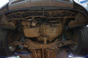 Обслуживание трансмиссии Hyundai Santa Fe