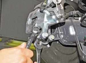 тормозная система солярис ремонт и обслуживание