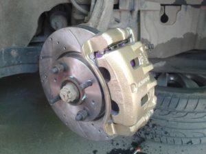 Обслуживание тормозной системы Хендай Соната