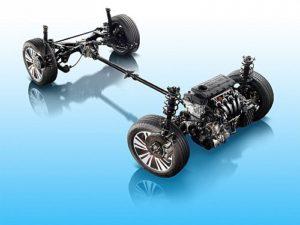 Обслуживание агрегатов трансмиссии Kia Sportage